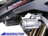 BikerFactory Kit Faretti SW Motech Hawk Off Road neri %2B staffe specifici per BMW R1200GS dallo %2704 al %2707. FAR.07.004.OFF B 1004251