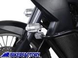 BikerFactory Kit faretti moto SW Motech HAWK LED OFF ROAD %2B staffe per montaggio su tubolare specifiche per BMW R1 200 GS Adventure %28%2705 %2713%29 FAR.07.005.LED B 1019607