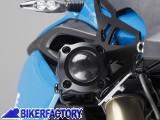 BikerFactory Kit faretti moto SW Motech HAWK LED OFF ROAD %2B staffe specifiche per BMW F 800 GS %28%2712 in poi%29 FAR.07.007.LED B 1024524