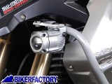 BikerFactory Kit faretti moto SW Motech HAWK LED OFF ROAD %2B staffe specifiche per BMW R 1200 GS dal 2008 in poi. FAR.07.003.LED B 1019584