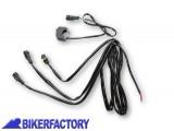 BikerFactory Cablaggio completo di interruttore da manubrio specifico per faretti FIXLIGHT PW.00.202 780 1034065