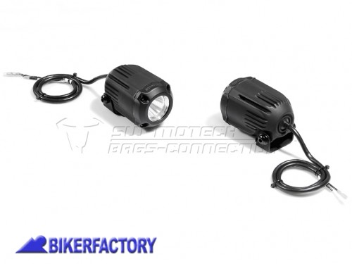 Faretti moto HAWK LED OFF ROAD art. NSW.00.004.10400/B NSW.00.004.10400/S