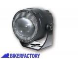 BikerFactory Faro completo anabbagliante ellissoidale a LED mod. SATELLITE Prodotto generico non specifico per questo modello di moto PW.00.223 456 1031074