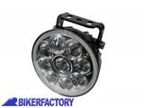 BikerFactory Faro supplementare di profondit%C3%A0 %28abbaggliante%29 a LED %C3%B8 100 mm Prodotto generico non specifico per questo modello di moto 1031036