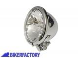 BikerFactory Faro supplementare di profondit%C3%A0 %28abbaggliante%29 mod. BATES STYLE 4 1 2 inches cromato Prodotto generico non specifico per questo modello di moto PW.00.222 040 1032519