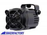 BikerFactory Kit mascherina di protezione per faretti SW Motech Hawk colore argento NSW.00.004.10300 S 1001164