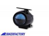 BikerFactory Mini faro supplementare fendinebbia ellisoidale Prodotto generico non specifico per questo modello di moto PW.00.222 217 1032524