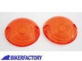 BikerFactory Coppia vetri ricambio per frecce mod. OCHSENAUGE Prodotto generico non specifico per questo modello di moto PW.00.205 265 1031235