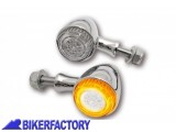 BikerFactory Frecce %28dx%2Bsx%29 a LED mod. COLORADO con luci di posizione Prodotto generico non specifico per questo modello di moto 1027767