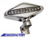 BikerFactory Frecce %28dx%2Bsx%29 a LED per specchietto mod. NEVADA Prodotto generico non specifico per questo modello di moto PW.00.204 325 1027809