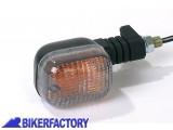 BikerFactory Frecce anteriore DX o posteriore SX mod. DUC STYLE vite M10 Prodotto generico non specifico per questo modello di moto PW.00.202 209 1028325