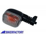 BikerFactory Freccia anteriore DX o posteriore SX mod. DUC STYLE foro M6 vetro fum%C3%A9 Prodotto generico non specifico per questo modello di moto PW.00.202 511 1028333