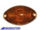 BikerFactory Vetro ricambio per frecce mod. CAT EYE %28fum%C3%A9%29 Prodotto generico non specifico per questo modello di moto PW.00.205 282 1031241
