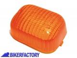 BikerFactory Vetro ricambio per frecce mod. DUC STYLE Prodotto generico non specifico per questo modello di moto PW.00.205 501 1031248