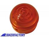 BikerFactory Vetro ricambio per frecce mod. MICRO BULLET Prodotto generico non specifico per questo modello di moto PW.00.205 112 1031232
