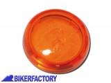 BikerFactory Vetro ricambio per frecce mod. MINI BULLET Prodotto generico non specifico per questo modello di moto PW.00.205 460 1031246