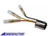 BikerFactory Cavo adattatore faro posteriore TYPE 2 %28BAY15D%29 PW.00.207 040 1031203