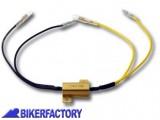 BikerFactory Kit resistenza 25W per frecce a LED ER00.910502002 1023308
