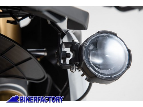 BikerFactory Staffa faretti SW Motech per BMW F 750 GS e F 850 GS Adventure NSW.07.897.10000 B 1039437