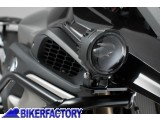 BikerFactory Staffa per aggancio faretti supplementari per BMW R 1200 GS LC %28%2713 in poi%29 NSW.07.004.10400 B 1024325