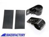 BikerFactory Staffe Clamp per fissaggio Faretti Swinglight Fixlight a protezioni tubolari %C3%9825 28 mm PW.00.202 770 1034063