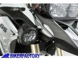 BikerFactory Staffe faretti SW Motech specifiche per BMW F 800 GS %28%2712 in poi%29 NSW.07.004.10301 B 1024523