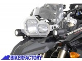 BikerFactory Staffe faretti SW Motech specifiche x BMW F 650 GS TWIN F 800 GS %28%2708 %2711%29 NSW.07.004.10000 B 1002685