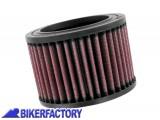BikerFactory Filtro aria K%26N BM 1298 x BMW R1200C R1200CL Montauk BKF.07.0087 1001319