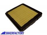 BikerFactory Filtro aria mod. rettangolare x BMW K 75 100 1100 RS RT LT 3241 13721460337 1001609