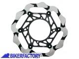 BikerFactory Disco freno anteriore BRAKING serie BATFLY ALLUMINIO per KTM EXC BR.BY4124 1028761