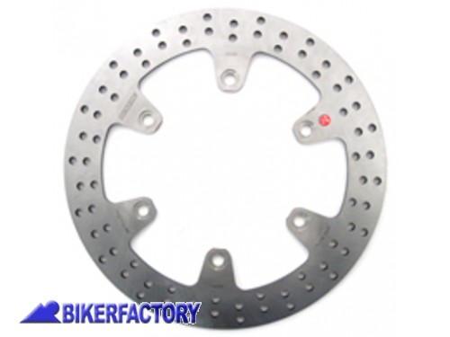 BikerFactory Disco freno anteriore BRAKING serie R FIX BR.HO23FI 1010413