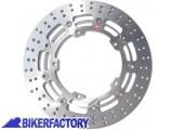 BikerFactory Disco freno anteriore BRAKING serie R FLO per SUZUKI BR.RL7010 1028864