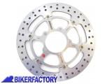 BikerFactory Disco freno anteriore BRAKING serie R FLO per TRIUMPH TIGER 800 1200 BR.RL7007 1028916