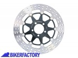 BikerFactory Disco freno anteriore BRAKING serie R STX per TRIUMPH Speed Triple e Tiger 1050 BR.STX83 1028931