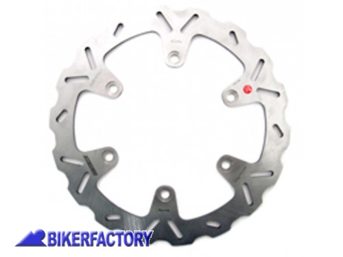 BikerFactory Disco freno anteriore BRAKING serie W FIX BR.HO23FID 1010298