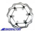 BikerFactory Disco freno anteriore BRAKING serie W FLO BR.WL4010 1028839