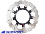 BikerFactory Disco freno anteriore BRAKING serie W FLO per KTM BR.KT03FLD 1010321