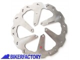 BikerFactory Disco freno anteriore destAKINro BRG serie W FIX per KTM Duke 125 200 390 BR.WF7107 1028760