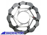 BikerFactory Disco freno anteriore destro BRAKING serie BATFLY ENDURO per SUZUKI DL V STROM 650 BR.BY106R 1028886