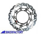 BikerFactory Disco freno anteriore destro BRAKING serie SK2 per KTM ADVENTURE 990 ABS BR.WK121R 1028785