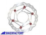 BikerFactory Disco freno anteriore destro BRAKING serie W FLO per BMW BR.WL101R 1028484