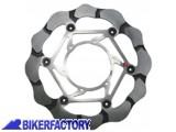 BikerFactory Disco freno anteriore sinistro BRAKING serie BATFLY ENDURO per TRIUMPH TIGER 800 1200 BR.BY103L 1028914