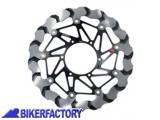 BikerFactory Disco freno anteriore sinistro BRAKING serie BATFLY STRADA per DUCATI BR.BY795L 1028559