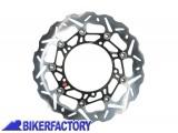 BikerFactory Disco freno anteriore sinistro BRAKING serie SK2 BR.WK001L 1028454