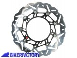 BikerFactory Disco freno anteriore sinistro BRAKING serie SK2 BR.WK068L 1028753