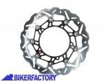 BikerFactory Disco freno anteriore sinistro BRAKING serie SK2 per DUCATI BR.WK110L 1028549