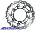 BikerFactory Disco freno anteriore sinistro BRAKING serie SK2 per TRIUMPH BR.WK129L 1028921