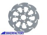 BikerFactory Dischi freno posteriori serie HUMMER per HARLEY DAVIDSON BR.HD05RLD 1010235