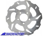 BikerFactory Dischi freno posteriori serie W FIX per HARLEY DAVIDSON BR.WF7507 1010520
