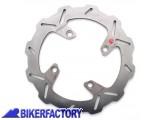 BikerFactory Dischi freno posteriori serie W FIX per TRIUMPH BR.TR03RID 1010511